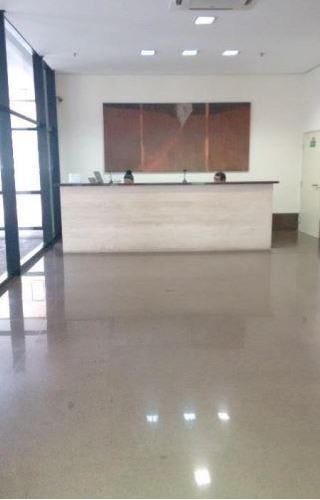 sala em brooklin, são paulo/sp de 120m² para locação r$ 4.828,00/mes - sa240645