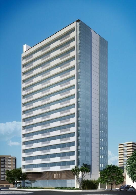 sala em centro, araçatuba/sp de 38m² à venda por r$ 264.300,00 - sa289245