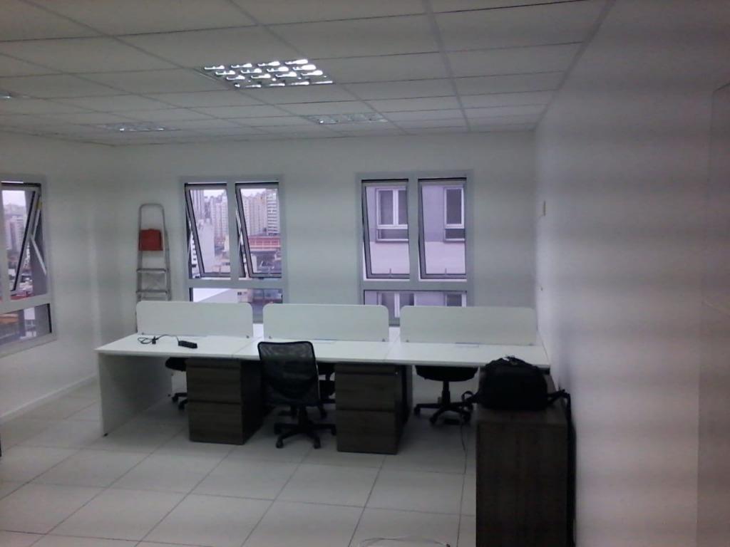 sala em centro, campinas/sp de 42m² à venda por r$ 350.000,00 - sa220688