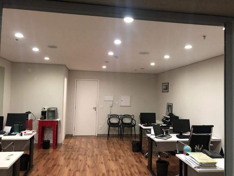 sala em centro, guarulhos/sp de 44m² à venda por r$ 275.000,00 - sa241497