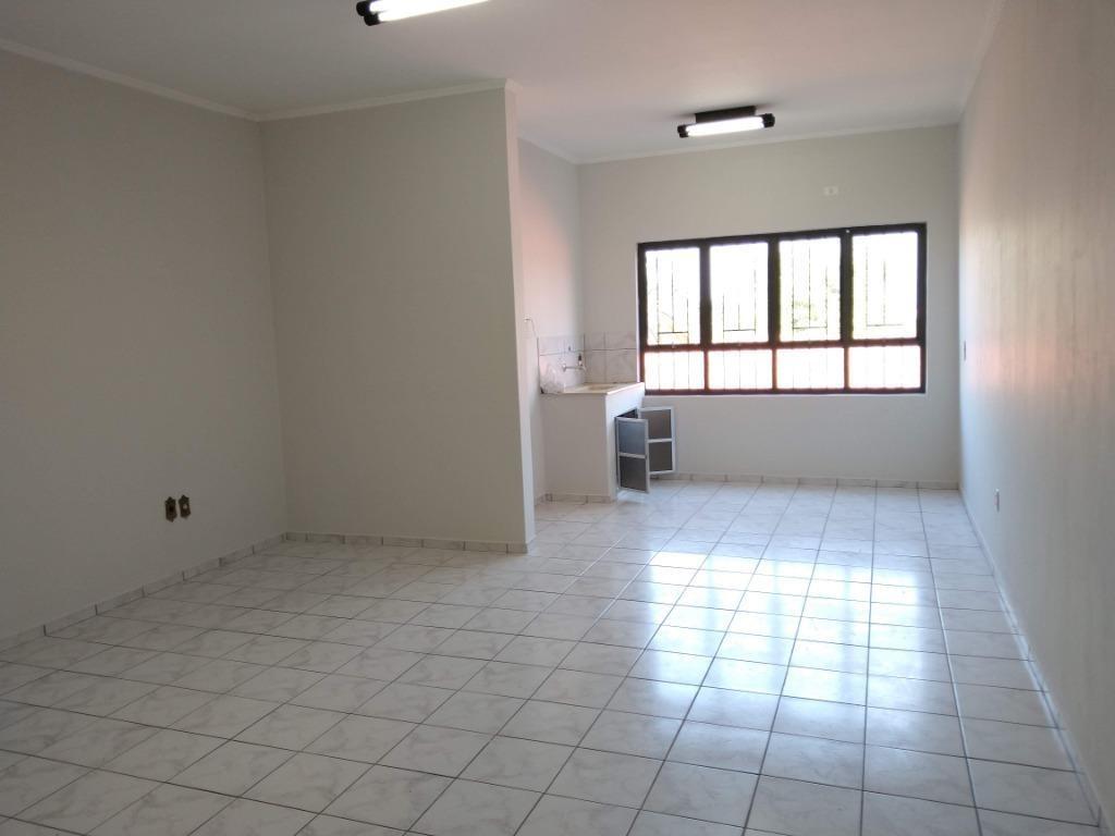 sala em centro, indaiatuba/sp de 38m² para locação r$ 900,00/mes - sa273559