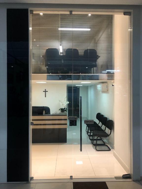 sala em centro, joão pessoa/pb de 42m² para locação r$ 3.000,00/mes - sa399591