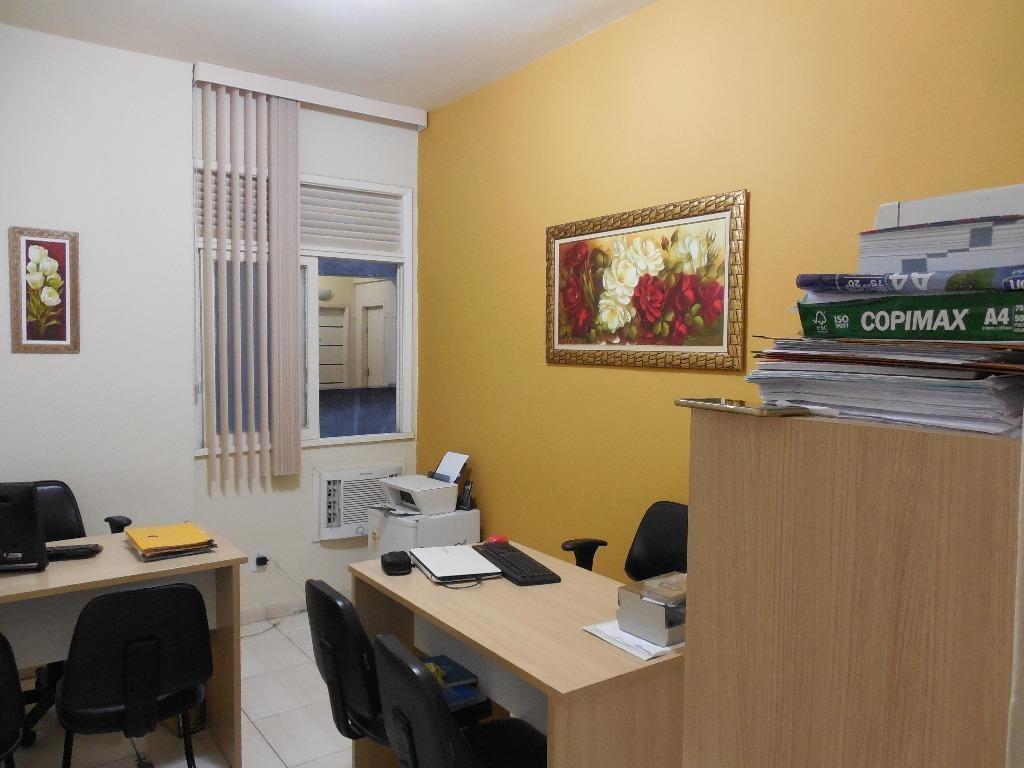 sala em centro, niterói/rj de 20m² à venda por r$ 100.000,00 - sa212223