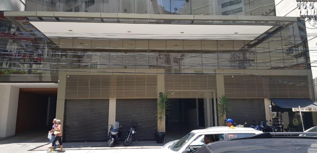 sala em centro, niterói/rj de 25m² à venda por r$ 180.000,00 - sa251227