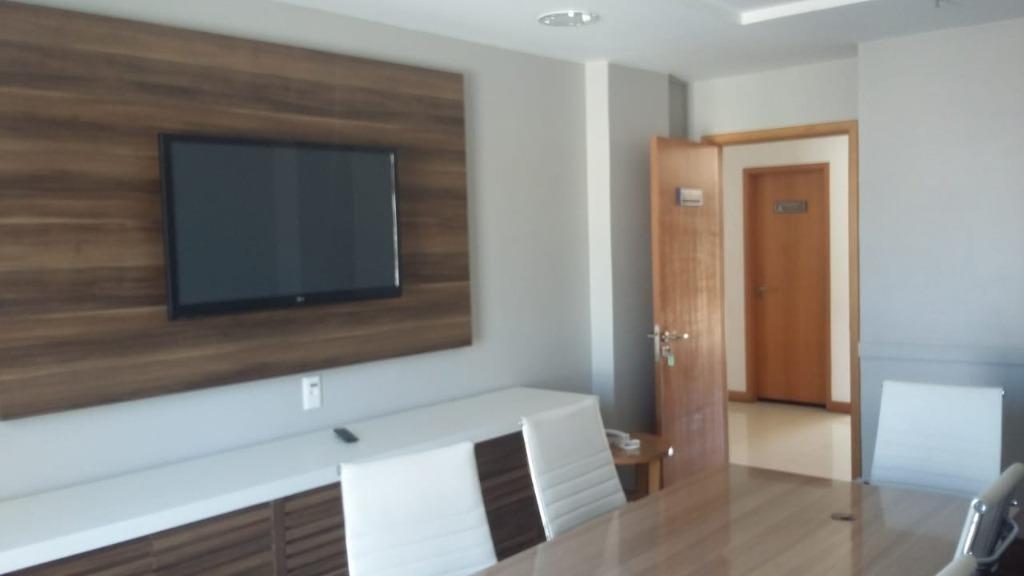 sala em centro, niterói/rj de 30m² à venda por r$ 215.000,00 - sa393793