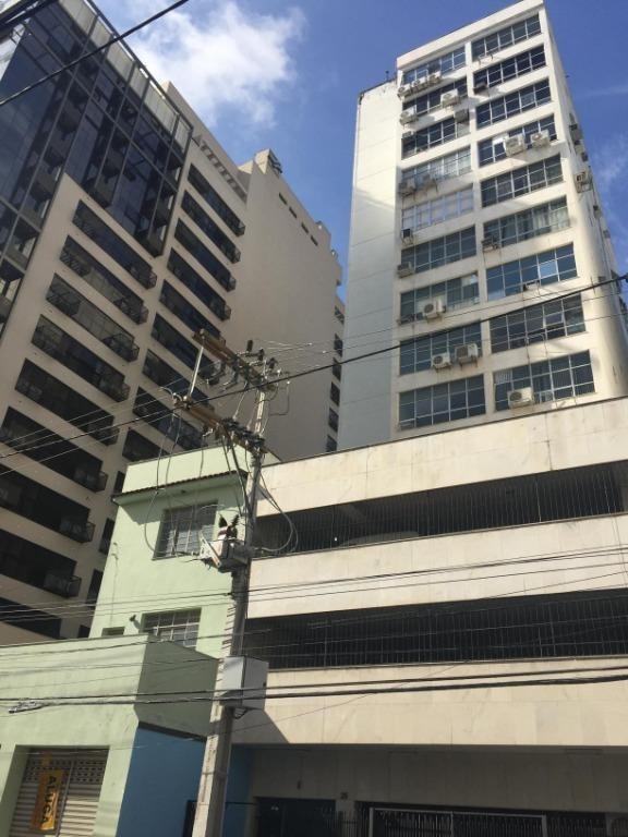 sala em centro, niterói/rj de 37m² à venda por r$ 140.000,00 - sa366624