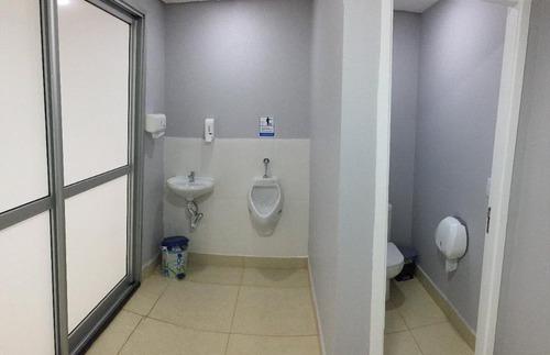 sala em centro, osasco/sp de 25m² para locação r$ 1.300,00/mes - sa208116