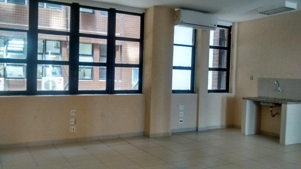 sala em centro, santos/sp de 110m² para locação r$ 3.800,00/mes - sa326267