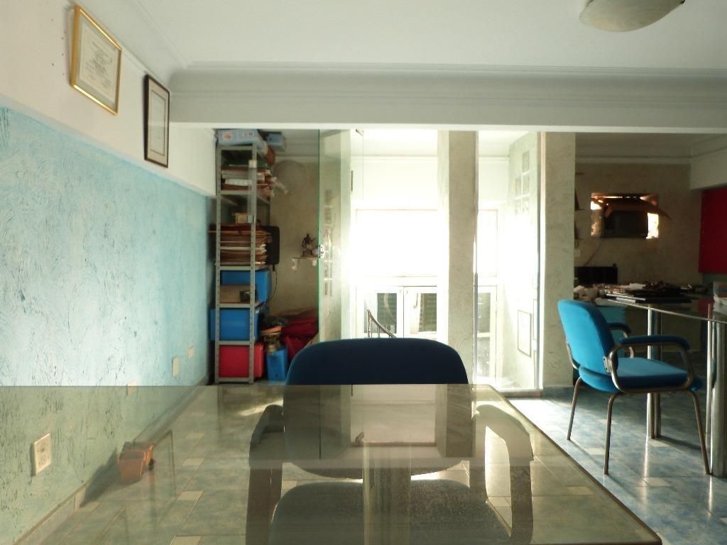sala em centro, santos/sp de 29m² à venda por r$ 140.000,00 - sa350085