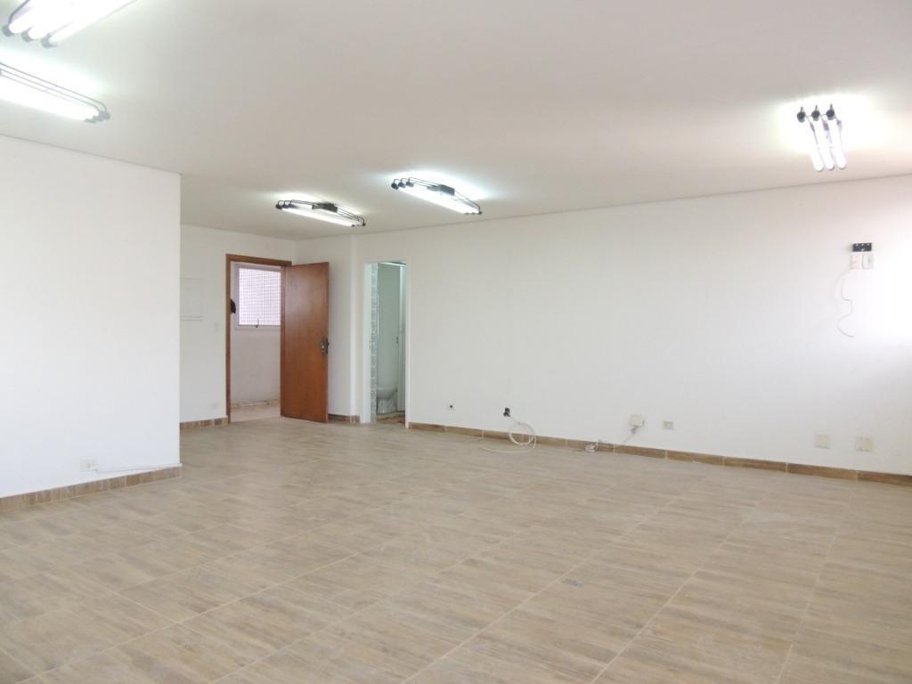 sala em centro, santos/sp de 50m² para locação r$ 1.800,00/mes - sa326025