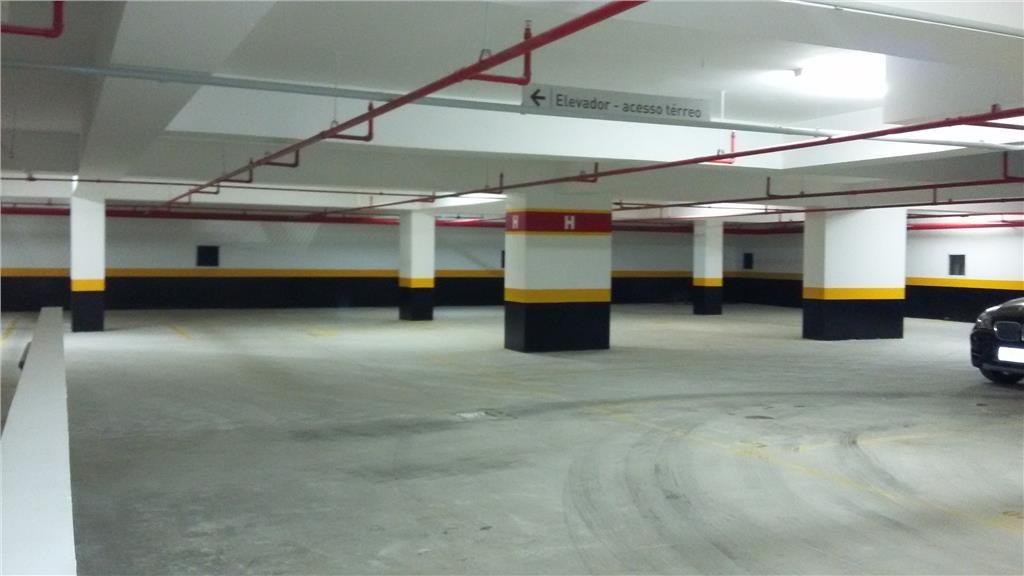sala em centro, santos/sp de 94m² à venda por r$ 700.000,00 - sa327148