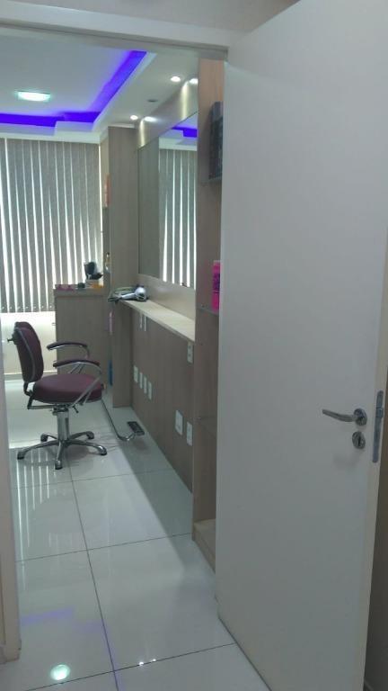 sala em centro, são gonçalo/rj de 45m² à venda por r$ 160.000,00 - sa571481