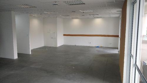 sala em cidade monções, são paulo/sp de 138m² para locação r$ 9.003,00/mes - sa179726