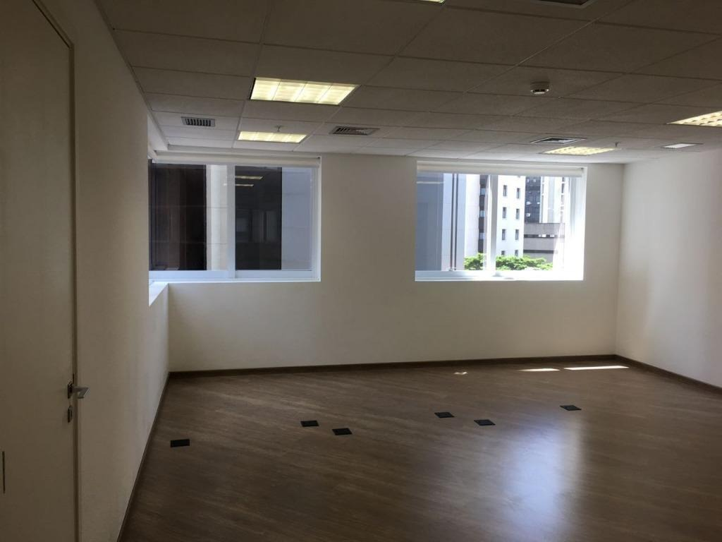 sala em cidade monções, são paulo/sp de 36m² para locação r$ 2.500,00/mes - sa179861