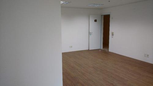 sala em cidade monções, são paulo/sp de 42m² para locação r$ 2.500,00/mes - sa179865