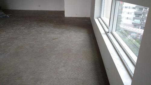 sala em cidade monções, são paulo/sp de 51m² para locação r$ 2.890,00/mes - sa179835