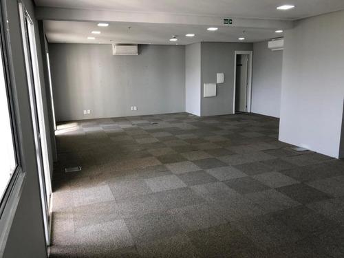 sala em cidade monções, são paulo/sp de 85m² para locação r$ 4.500,00/mes - sa179784