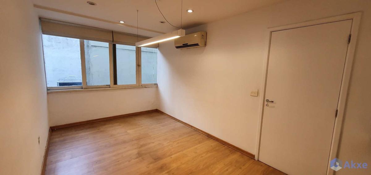 sala em copacabana de 137m, pronta para escrito, rio de janeiro - a53
