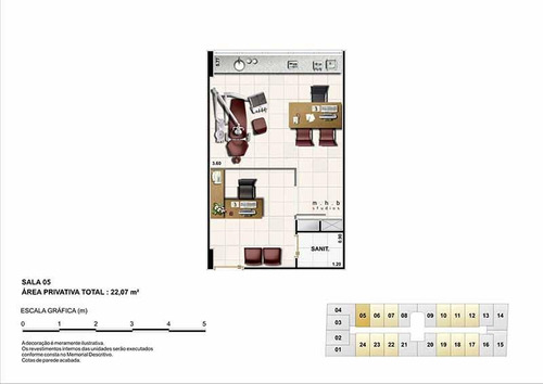 sala em freguesia (jacarepaguá), rio de janeiro/rj de 19m² para locação r$ 300,00/mes - sa183304
