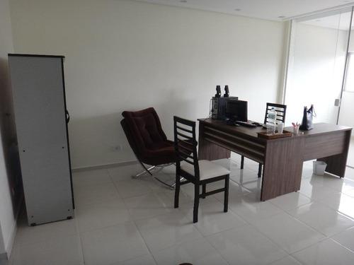 sala em gopoúva, guarulhos/sp de 34m² à venda por r$ 250.000,00 - sa257624