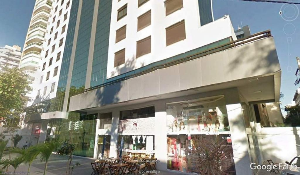 sala em icaraí, niterói/rj de 30m² à venda por r$ 280.000,00 - sa318361