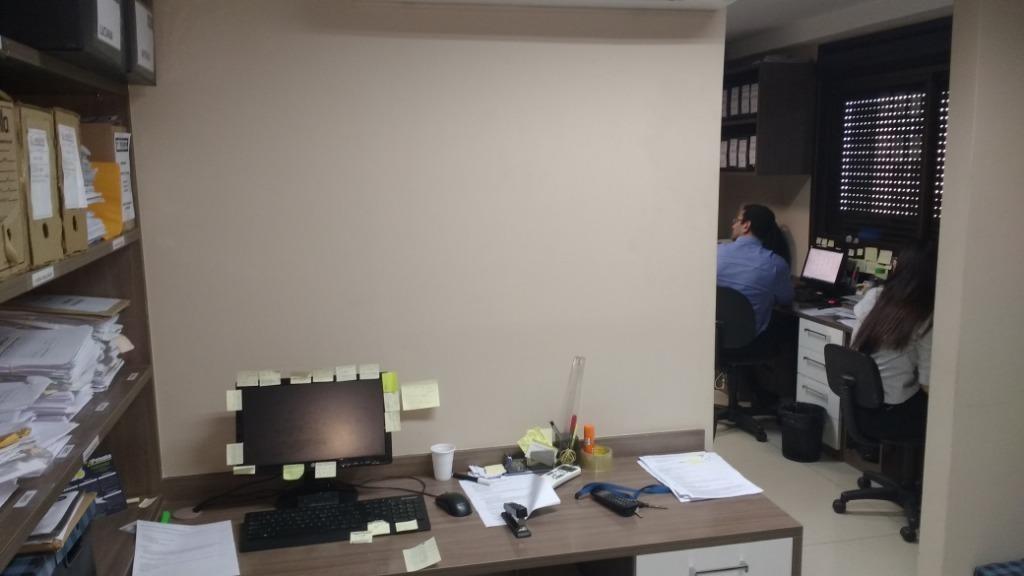 sala em icaraí, niterói/rj de 52m² à venda por r$ 470.000,00 - sa214649