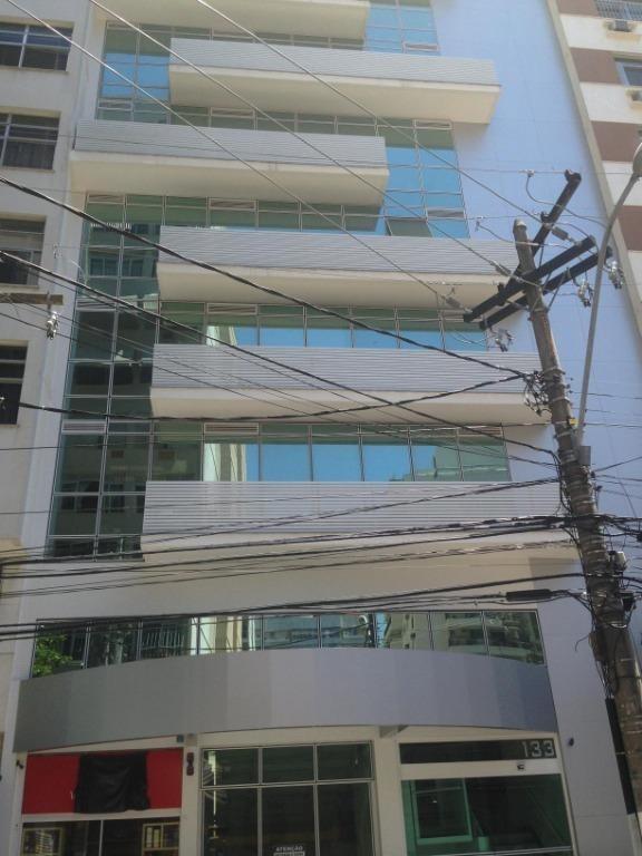 sala em ingá, niterói/rj de 32m² à venda por r$ 220.000,00 - sa373632