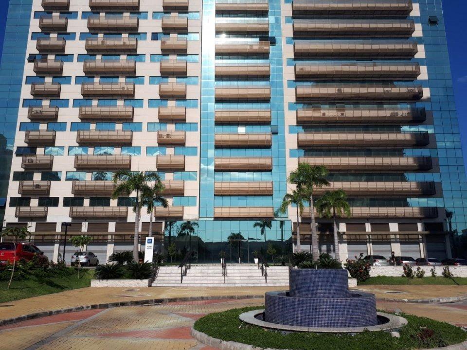 sala em jardim gramacho, duque de caxias/rj de 25m² para locação r$ 650,00/mes - sa79739