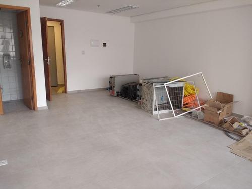 sala em pinheiros, são paulo/sp de 35m² para locação r$ 1.750,00/mes - sa169824
