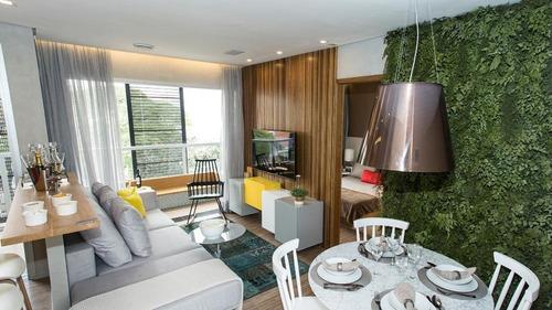 sala em pinheiros, são paulo/sp de 54m² à venda por r$ 897.600,00 - sa250781