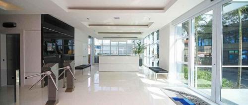 sala em santo amaro, são paulo/sp de 44m² à venda por r$ 484.990,00 - sa179908