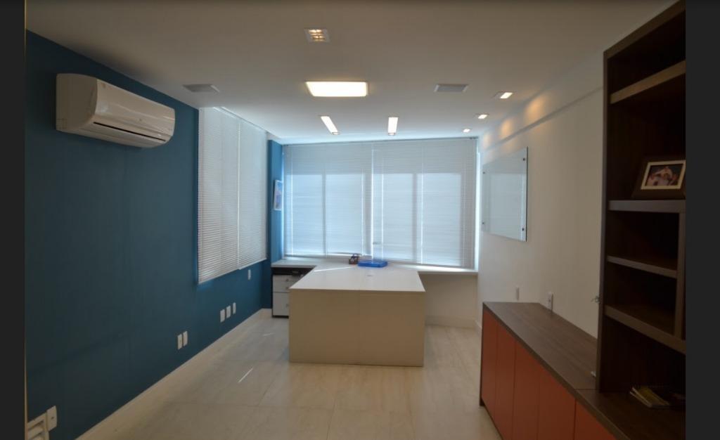 sala em são francisco, niterói/rj de 31m² à venda por r$ 290.000,00 - sa213646
