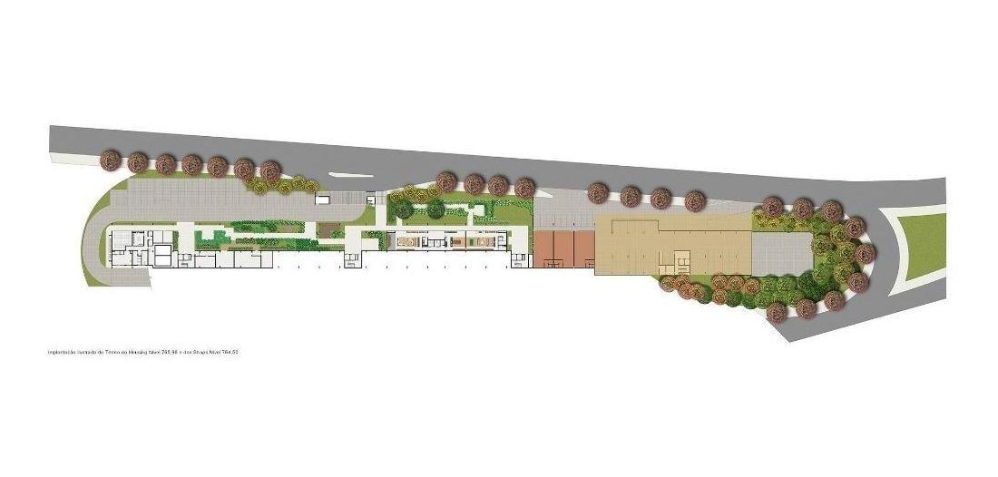 sala em tamboré, santana de parnaíba/sp de 39m² para locação r$ 2.100,00/mes - sa247037
