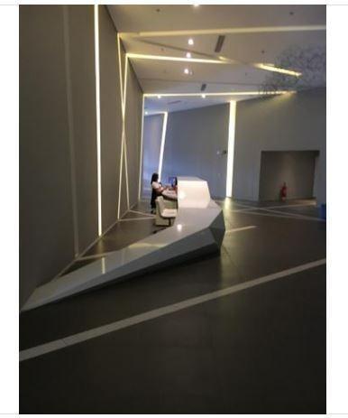 sala em valongo, santos/sp de 54m² à venda por r$ 263.000,00 - sa273595