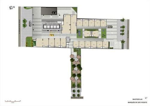 sala em várzea da barra funda, são paulo/sp de 37m² à venda por r$ 275.000,00 - sa237653