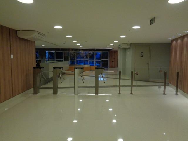 sala em vila belmiro, santos/sp de 38m² à venda por r$ 318.000,00 - sa150823