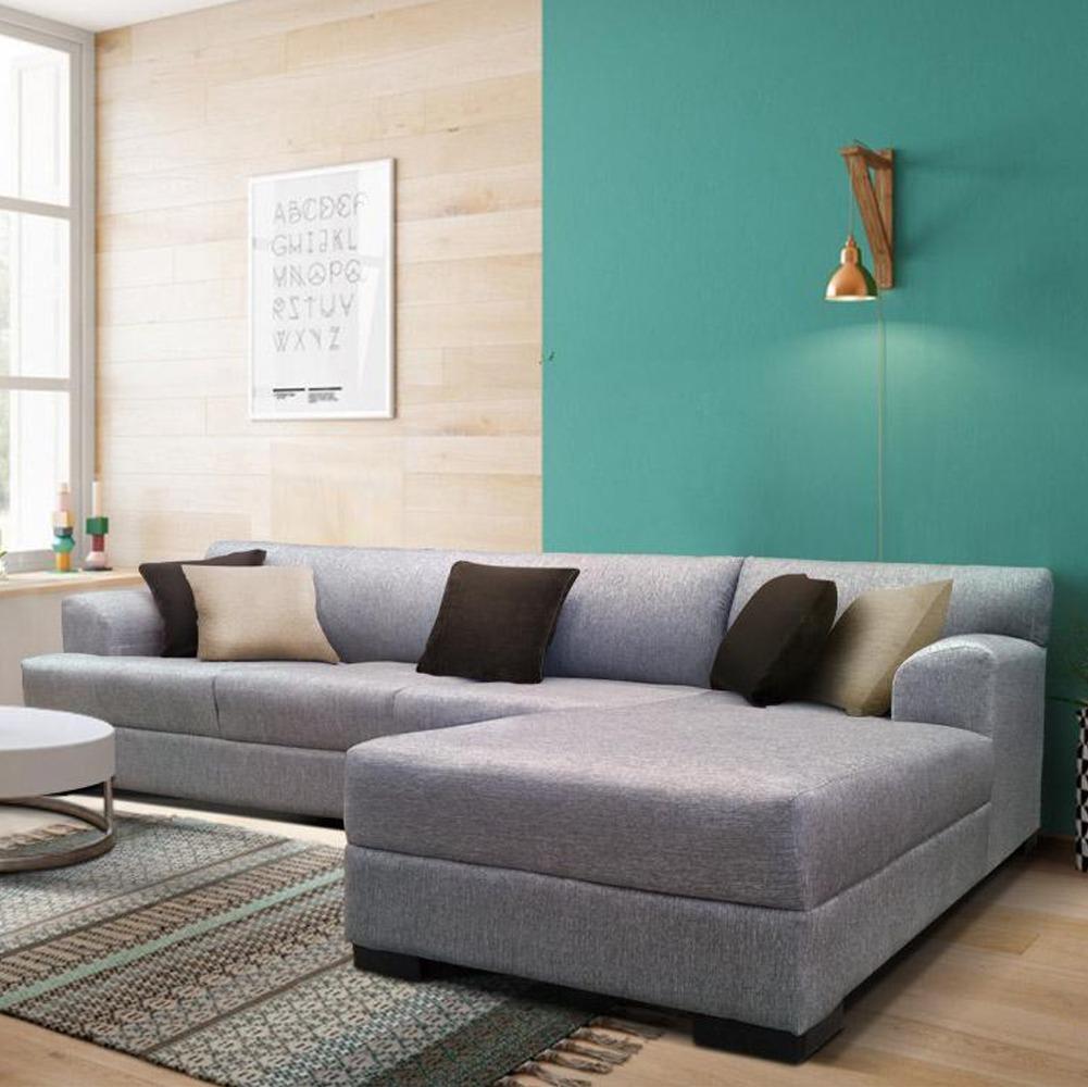 Sala sara gris vintage remates mx esquinera nueva muebles for Salas muebles