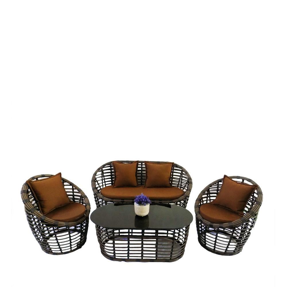Sala Exterior Yucatan Bek 27 249 00 En Mercado Libre # Bek Muebles Para Exterior