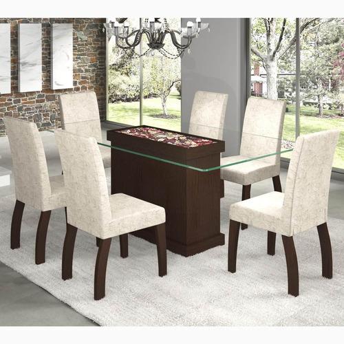 sala jantar las cadeiras