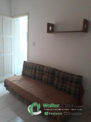 sala living 1 quadra da praia do boqueirão. - 1323