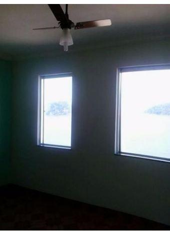 sala living = vaga de garagem = salão de festas  = frente a praia - kn0036