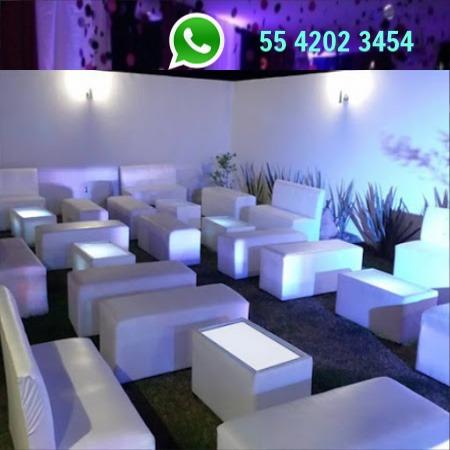 sala lounge renta fiesta