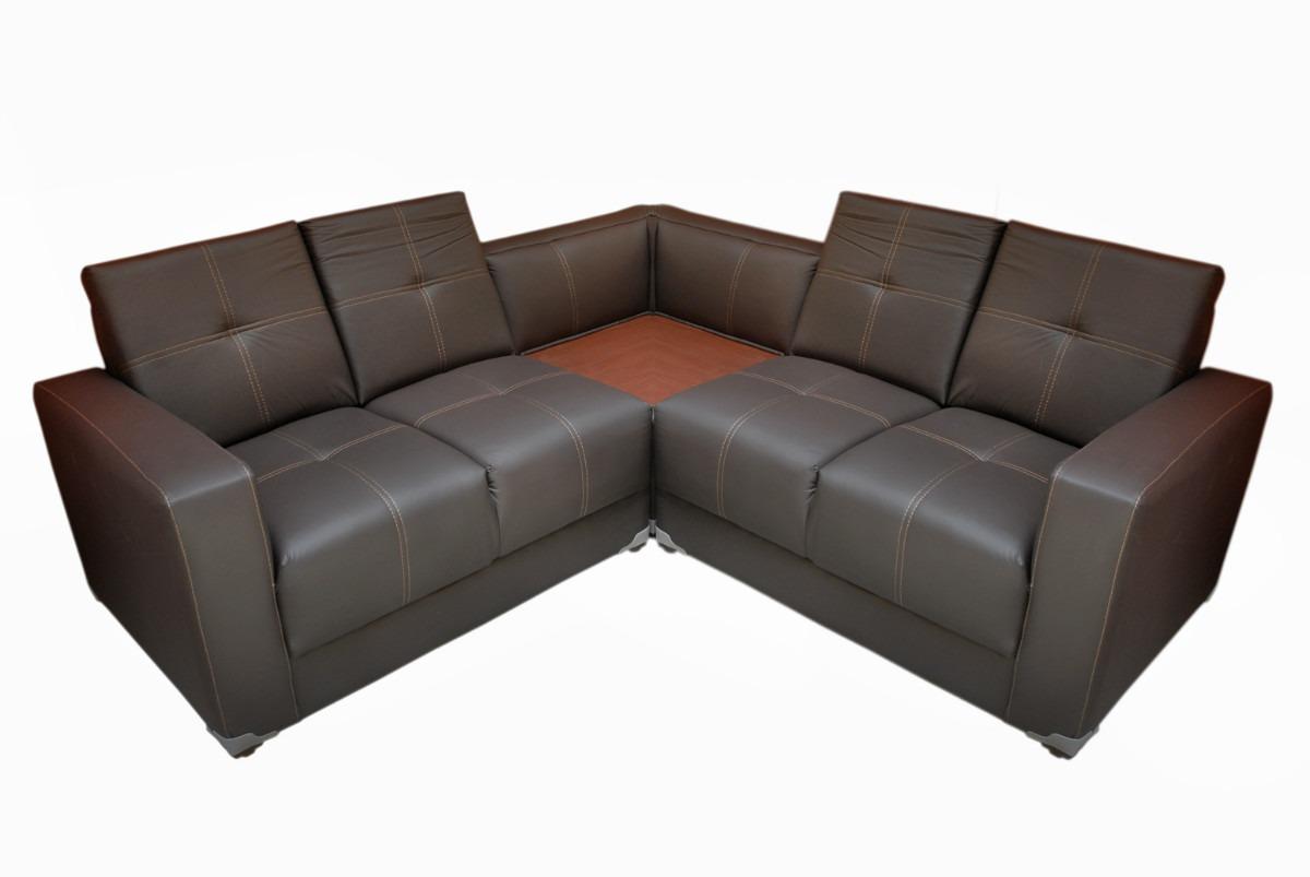 Sala minimalista vanguardista moderna esquinera modular gero 5 en mercado libre for Salas modernas precios