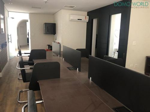 sala mobiliada - prox. a rua marechal deodoro - sa01238 - 34375426