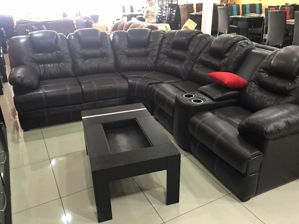 sala modular yoss reclinable reposet 24 en
