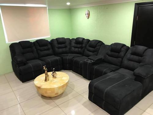 sala modular yoss reclinable reposet