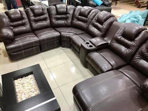 sala modular yoss reclinable reposet mas extra