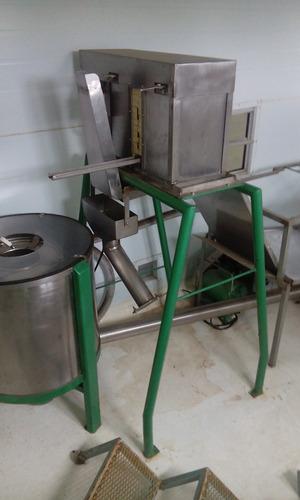 sala movil para extraccion de miel