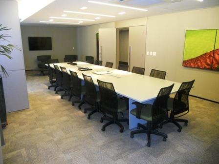sala no bs design corporate towers, heliponto