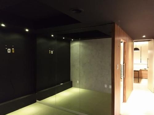 sala no salvador prime com banheiro 44,80m2 no caminho das árvores - lit038 - 33583037